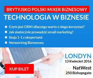 Brytysko-Polski Mixer Biznesowy
